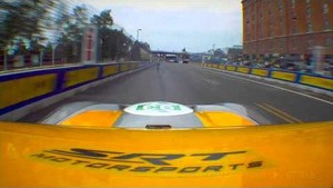 Baltimore - SRT Viper - In Car - ALMS - Tequila Patron - ESPN - Sports Cars - Racing