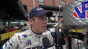 Chris Dyson and Klaus Graf have different opinions on the crash of the Baltimore GP