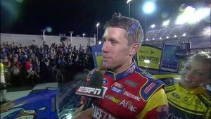 Carl Edwards Wins at Richmond | Federated Auto Parts 400