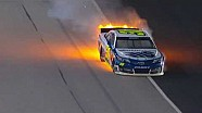 Cole Whitt catches fire | Chicagoland (2013)