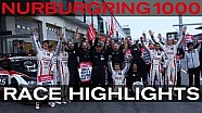 RACE HIGHLIGHTS - NURBURGRING 1000K 2013 - Blancpain Endurance Series 2013