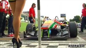 Raffaele Marciello Video Report Vallelunga FIA F3 European Championship 2013