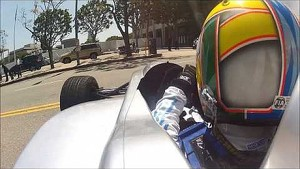 Formula E on the streets of LA