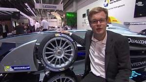 Guide to Formula E: Michelin tyres