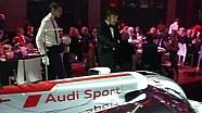 Fernando Alonso VS Audi R18 E-Tron !