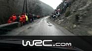 Onboard Sebastien Ogier SS04/ Rallye Monte Carlo 2014