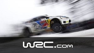 Stages 1-2: Rally Sweden 2014