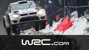 Stages 22-24: Rally Sweden 2014