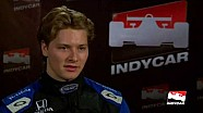 Josef Newgarden on his off-season
