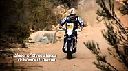 2014 Yamaha Factory Racing Dakar Film