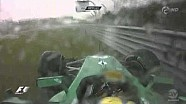 F1 Sepang 2014 Crash q1 ERICSSON