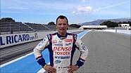 TOYOTA Racing Driver Diary - Stéphane Sarrazin, FIA WEC Prologue 2014
