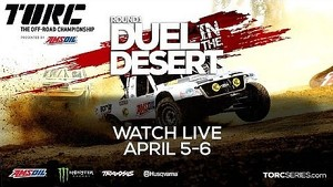 LIVE: TORC: The Off Road Championship Round 1