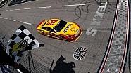 NASCAR Final Laps | Logano wins a last lap thriller