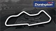 BTCC 2014. DONINGTON. Round 2. Race 3