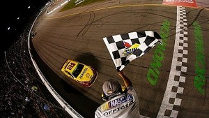 Final Laps: Logano earns second win of 2014   Richmond