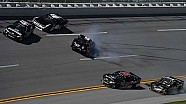 James Buescher takes big hit