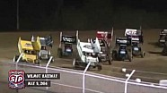 Highlights: World of Outlaws STP Sprint Cars Wilmot Raceway May 9th, 2014