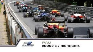 3rd round Pau - Highlights