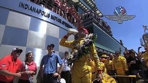 2014 Indy 500 Race Interviews