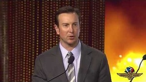 Kurt Busch 2014 Indy 500 Rookie of the Year