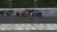 Kasey Kahne crashes hard at Pocono - 2014 NASCAR Sprint Cup Pocono