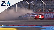 Le Mans 2014: runway excursions during qualifying ...