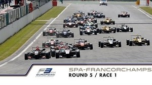 13th race FIA F3 European Championship 2014