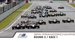 13th race FIA F3 European Championship 2014