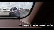 Audi R8 Spyder massive crash