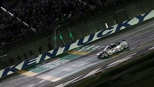 Keselowski reigns in Kentucky