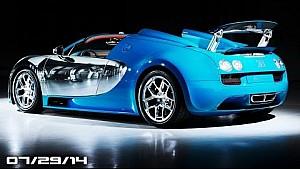 Bugatti Veyron Successor, Aston Martin DB9 Carbon, Honda S660 Sportscar - Fast Lane Daily
