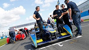 Formula E completes first successful event simulation