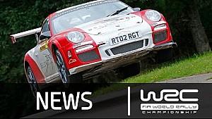 Stages 11-14: ADAC Rallye Deutschland 2014