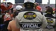 Stewart & Kahne crews brawl after crash - 2004 Chicagoland