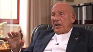 British Racing Legend Sir Stirling Moss Talks Design (Full Version)