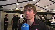 Formula E Beijing ePrix - Charles Pic interview