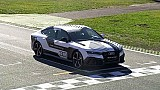 Audi RS 7 piloted driving concept at Hockenheim - The highlights