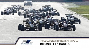 33rd race FIA F3 European Championship