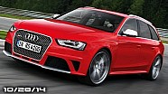Audi RS4 Ditches V8, Porsche Model S Rival, Audi F1 Team - Fast Lane Daily