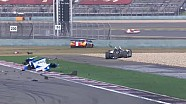 WEC 2014 - China - Bruni & Imperatori Big Crash