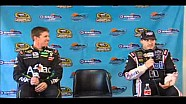 Tony Stewart funny media answer