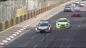 FIA WTCC - Round 24 clip - Macau 2014