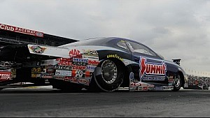 Jason Line clinches the No. 1 qualifier in Pomona