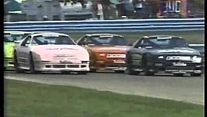 1991 IROC at Watkins Glen; Part 1 (STARTING GRID / START)