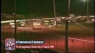 #ThrowbackThursday: World of Outlaws Sprint Cars Tri-City Speedway May 13th, 1995