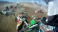 Millcreek MX - Huge Start Crash