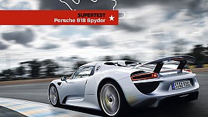 Porsche 918 Spyder : video of the lap record at Le Mans! (FR)