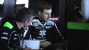 2015 Winter Testing - Kawasaki Racing Team