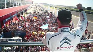 2014 FIA WTCC Season review - FIA Prize Giving
